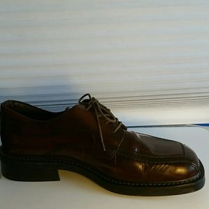 Bass Brown Oxford Shoe. 10M